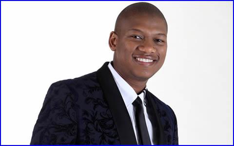Idols SA Presenter ProVerb Tebogo Thekisho