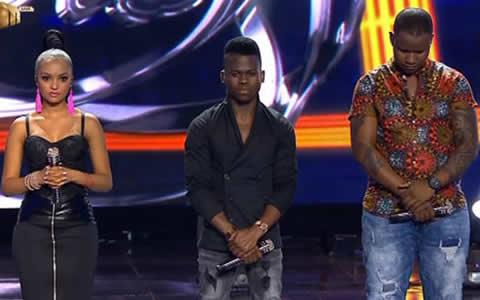 Botlhare Phora leaves Idols SA 2017