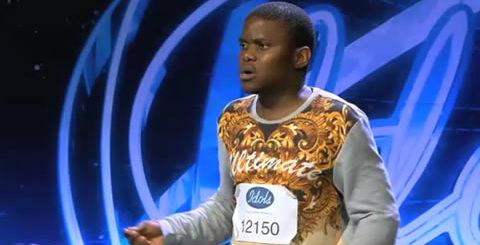 Idols SA Season 13 Wooden Mic winner Thabiso Msomi