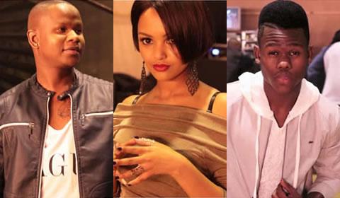 Idols SA 2017 Top 3 Contestants