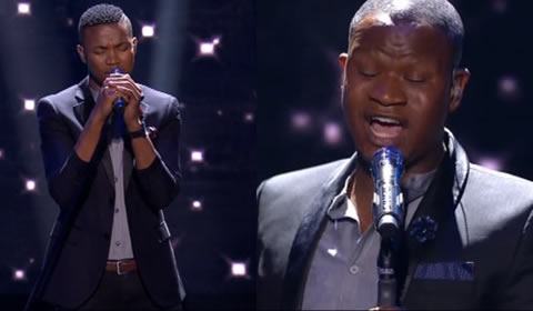 Mthokozisi Ndaba and Thami Shobede Duet Lay Me Down by Sam Smith and John Legend