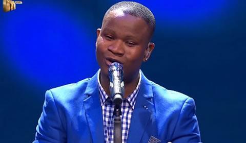 Mthokozisi performing Mthande by Musa
