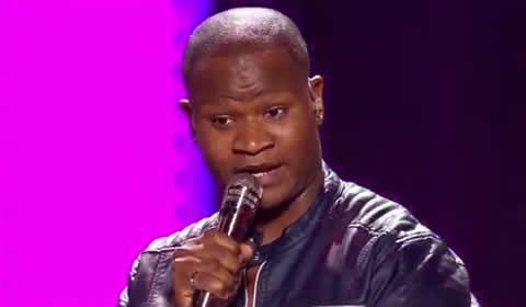 Mthokozisi Ndaba Performing What Do You Mean Justin Bieber