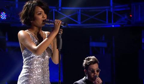 Paxton Fielies and Kyle Deutsch Duet Stay by Rihanna & Mikky Ekko