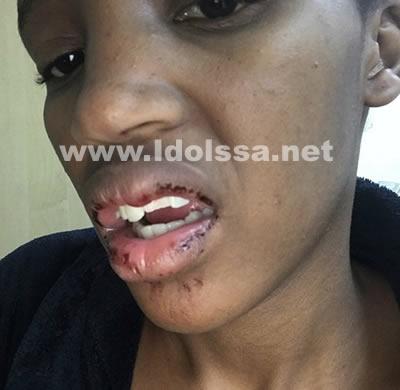Mthokozisi Ndaba Assaults Woman