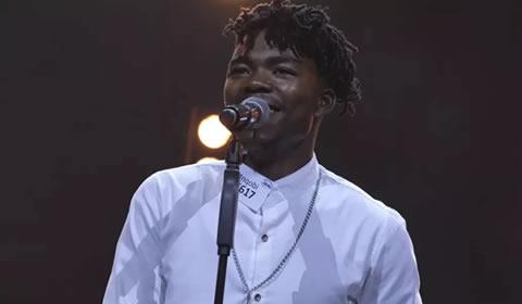 Mnqobi Dlamini Idols SA 2018 Season 14 Contestant