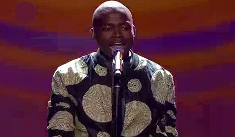 Victor Matalane Performing Nguwe By Vusi Nova
