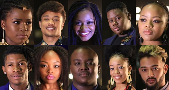 Idols SA 2018 Season 13 Top 10 Voting