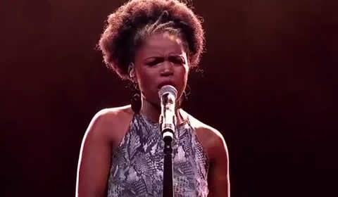 Yanga Sobetwa performing Don't You Remember By Adele