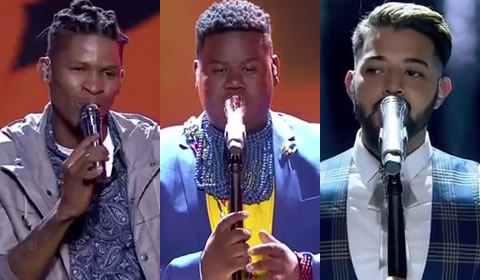 Idols SA 2018 Season 14 Top 7 Boys