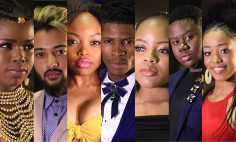 Idols SA 2018 Season 14 Top 7 Contestants