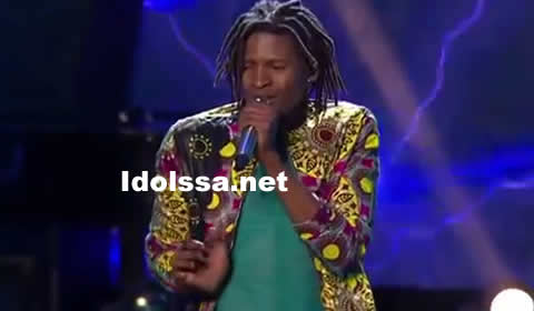 Thato Makape performing If by Davido