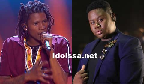 Idols SA 2018 Season 14 Top 4 Boys