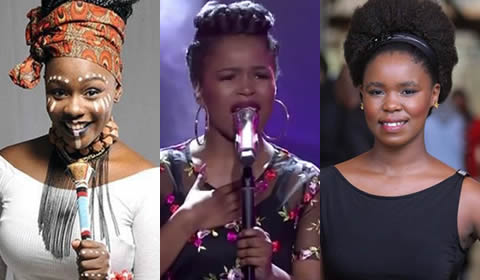 Yanga Sobetwa applauded by Amanda Black and Zahara