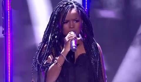 Idols SA 2018 Yanga Sobetwa Performing Debut Song Scars