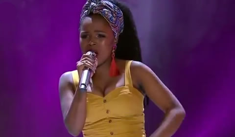 Yanga Sobetwa performing Mkulumsebenzi by Khaya Mthethwa