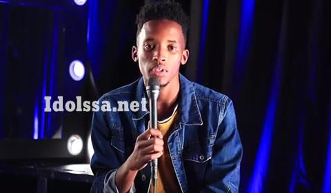 Andy Keys Profile Photo on Idols SA 2019