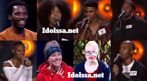 Idols SA 2019 Top 17 Group B Song Choices