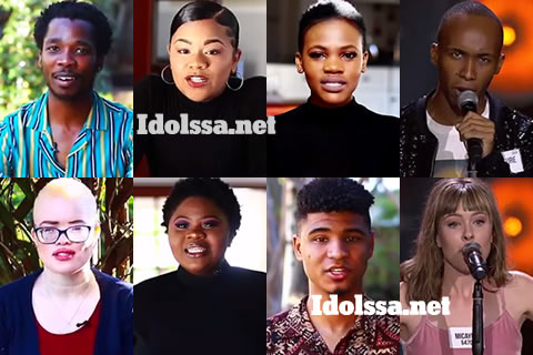 Idols SA 2019 Top 17 Group B Voting Numbers