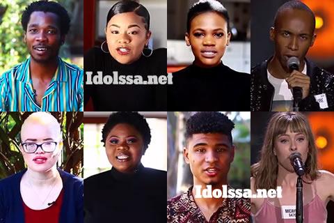 Idols SA 2019 Top 17 Group B Voting Numbers