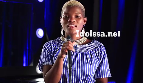 Viggy Qwabe's Profile Photo on Idols SA 2019