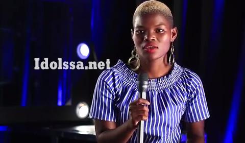 Virginia Qwabe's Profile Photo on Idols SA 2019