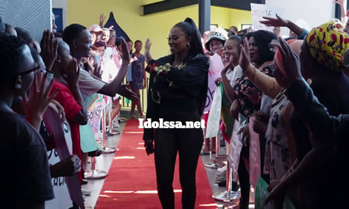 Idols SA 2020 Pretoria Auditions Guest Judge, DJ Zinhle