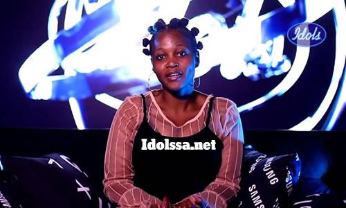 Be Mohutsioa: Idols SA 2020 'Season 16' Top 16 Contestant