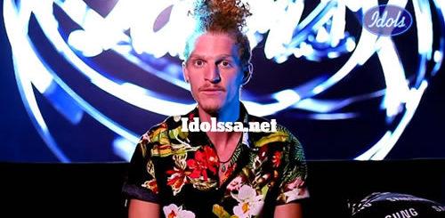 Ethan Norris: Idols SA 2020 'Season 16' Top 16 Contestant