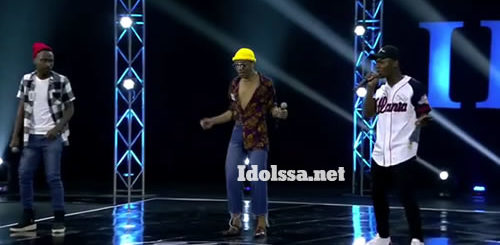 Idols SA 2020 Theatre Week Group Performances
