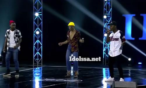 Idols SA 2020 Theatre Week Group Performances