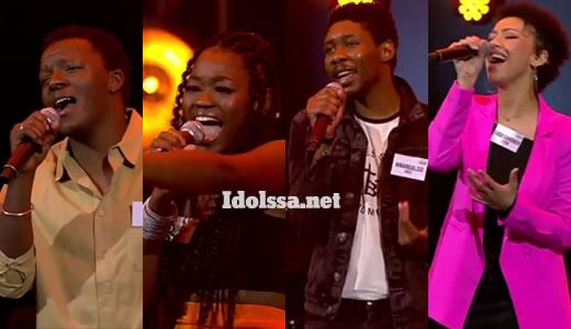 Idols SA 2020 Theatre Week Solo Performances