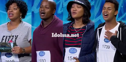 Idols SA 2020 Wooden Mic Cape Town Auditions
