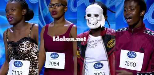 Idols SA 2020 Wooden Mic Durban Auditions