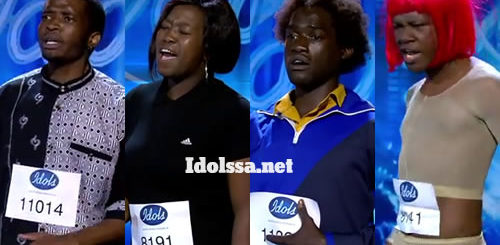Idols SA 2020 Wooden Mic Johannesburg Auditions