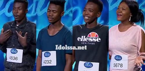 Idols SA 2020 Wooden Mic Pretoria Auditions