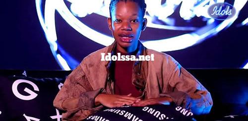 Ntokozo Mvelase: Idols SA 2020 'Season 16' Top 16 Contestant