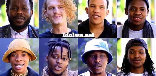Idols SA 2020 Top 16 Boys song choice