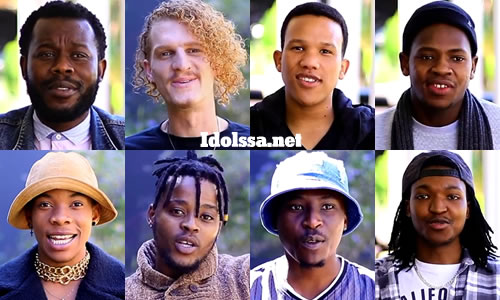 Idols SA 2020 Top 16 Boys song choice