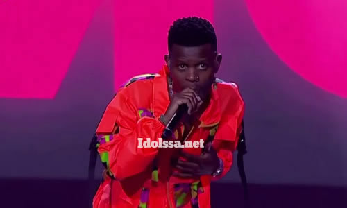 Aubrey Qwana performing 'Molo' and 'uKiss' from his debut LP.