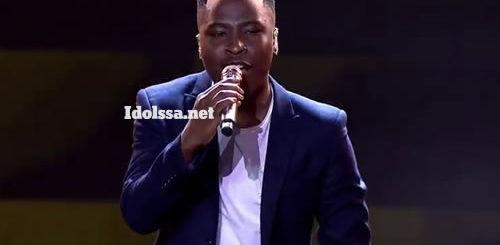 Brandon Dhludhlu performing 'Angsakwazi' by Musa Sukwene