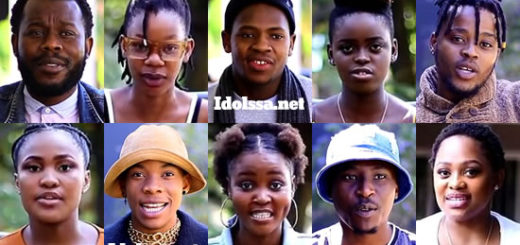 Idols SA 2020 'Season 16' Top 10 Contestants