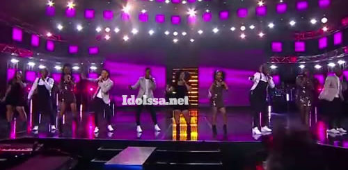 Idols SA 2020 Top 10 Contestants Performing 'He Still Loves Me'