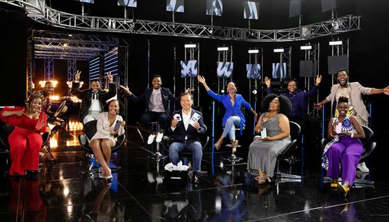 Idols SA Season 16 Top 10 Contestants Receive Samsung Galaxy S20 FE mobile phones