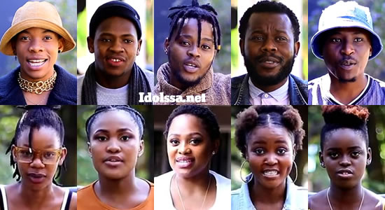 Idols SA 2020 Top 10 Contestants Voting Numbers