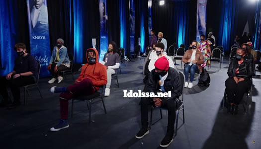 Idols SA 2020 Top 31 Contestants
