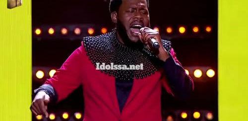 Jooma Mize performing 'Madoda Sabelani' by Loyiso Gijana