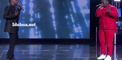 Idols SA 2020 'Season 16' Top 10 Reveal: Loyiso and Langa Mavuso Performing 'Intliziyo'