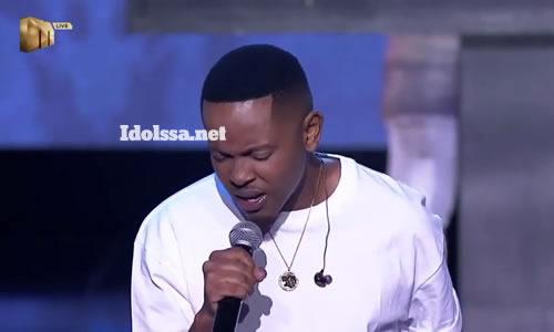 Idols SA 2020 'Season 16' Top 10 Reveal: Lungisa Xhamela, Manu WorldStar, MSK and Mr Luu Performing iLove Letter, Yiza Sambe and Andisoze