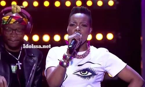 Idols SA 2020 'Season 16' Top 10 Reveal: Master KG and Nomcebo Performing Jerusalema